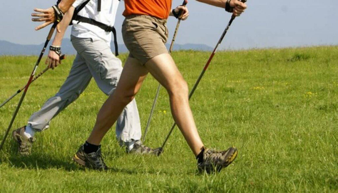 La marche nordique : un sport complet !