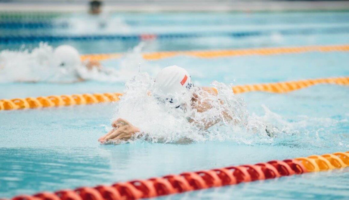 Le sport dans l'eau