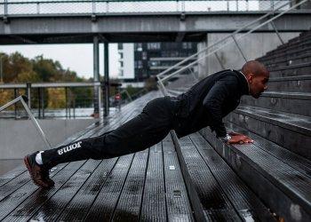 Musculation : Travail au poids de corps